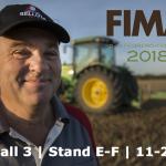 Bellota present at FIMA 2018